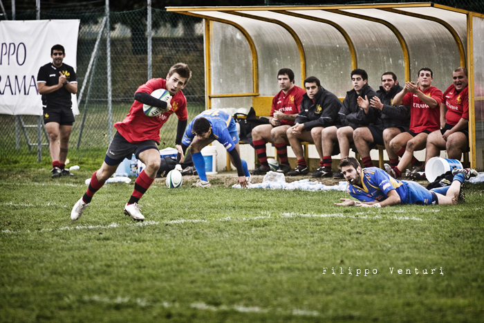 Romagna Rugby VS Rugby Viterbo - Foto 17