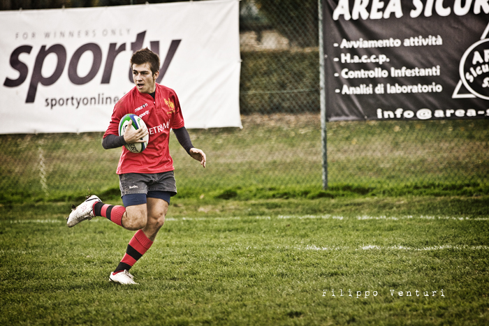 Romagna Rugby VS Rugby Viterbo - Foto 18