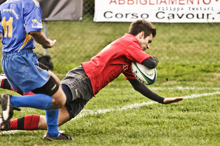 Romagna Rugby VS Rugby Viterbo - Foto 19