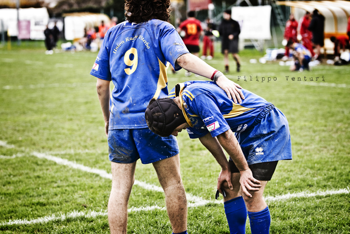 Romagna Rugby VS Rugby Viterbo - Foto 20