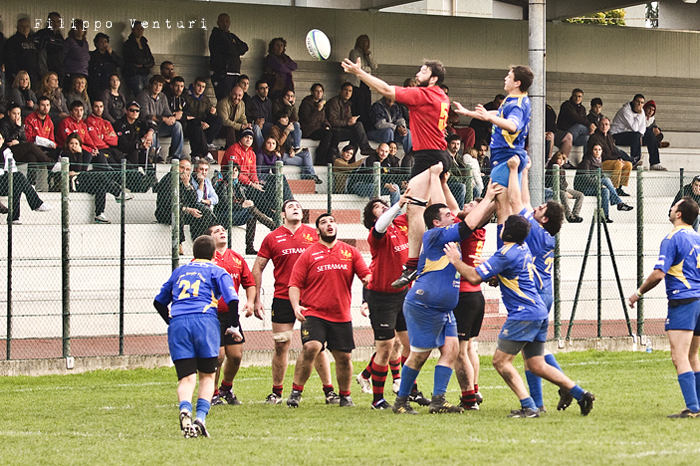 Romagna Rugby VS Rugby Viterbo - Foto 21