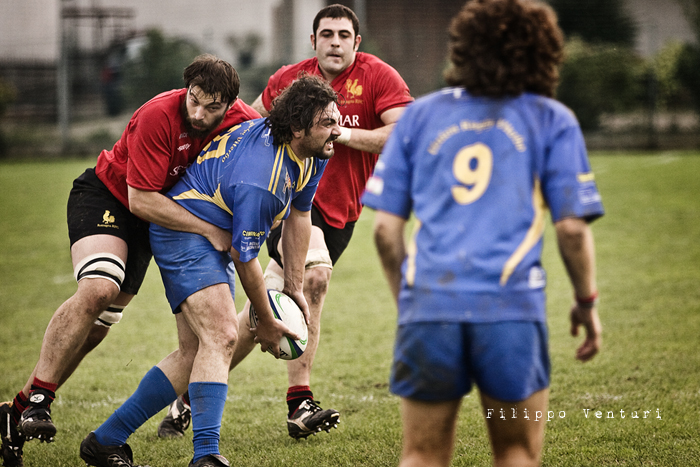 Romagna Rugby VS Rugby Viterbo - Foto 23
