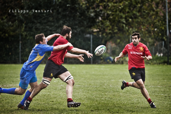 Romagna Rugby VS Rugby Viterbo - Foto 24