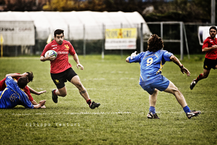 Romagna Rugby VS Rugby Viterbo - Foto 25