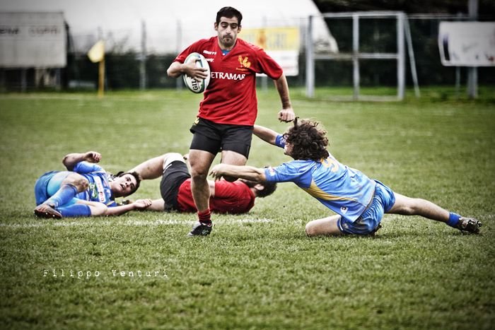 Romagna Rugby VS Rugby Viterbo - Foto 26