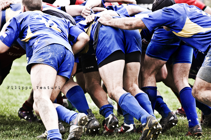 Romagna Rugby VS Rugby Viterbo - Foto 27