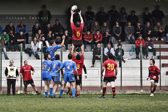 Romagna Rugby VS Rugby Viterbo - Foto 28