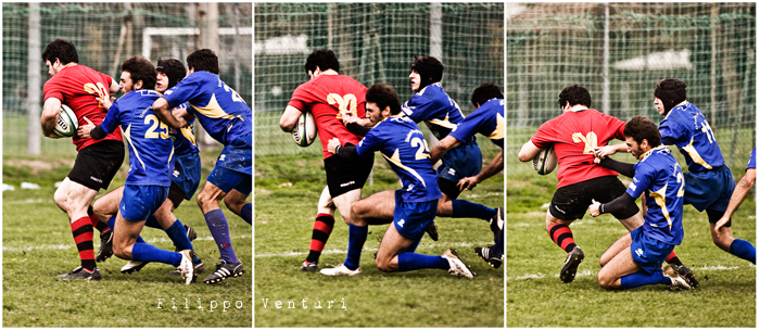 Romagna Rugby VS Rugby Viterbo - Foto 29