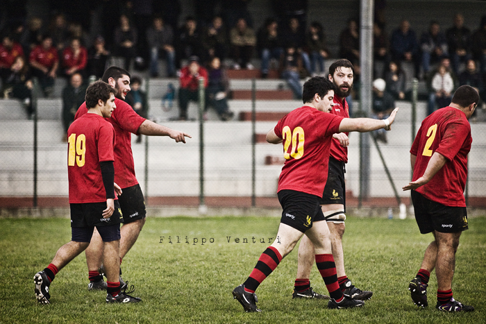 Romagna Rugby VS Rugby Viterbo - Foto 30