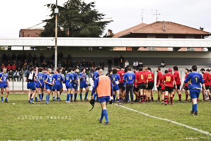 Romagna Rugby VS Rugby Viterbo - Foto 32
