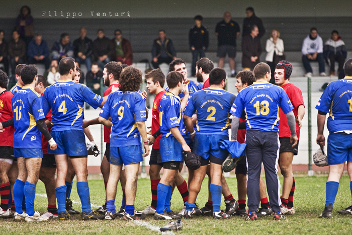 Romagna Rugby VS Rugby Viterbo - Foto 33