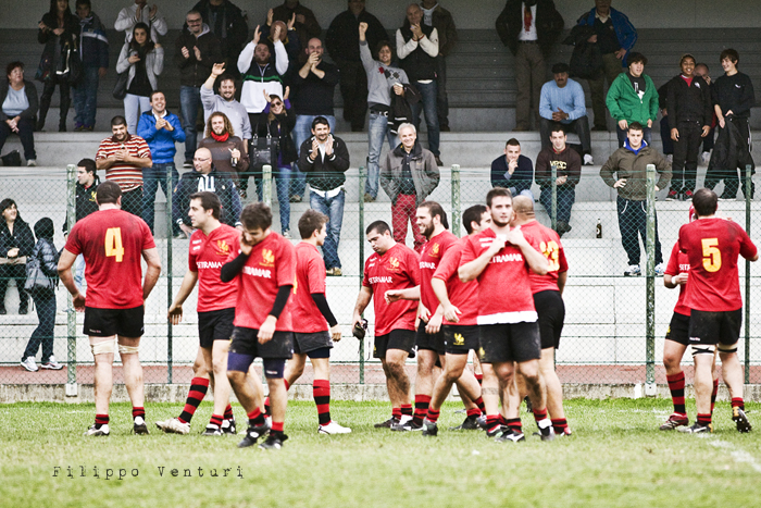 Romagna Rugby VS Rugby Viterbo - Foto 34