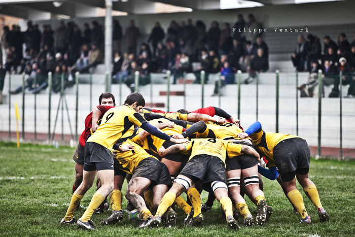 Romagna Rugby VS Union Rugby Tirreno - Foto 2