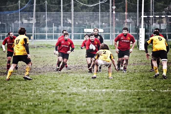Romagna Rugby VS Union Rugby Tirreno - Foto 3