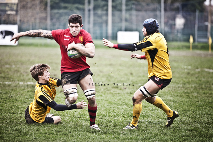 Romagna Rugby VS Union Rugby Tirreno - Foto 4