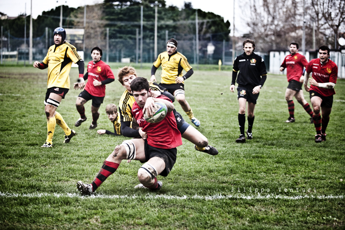 Romagna Rugby VS Union Rugby Tirreno - Foto 5