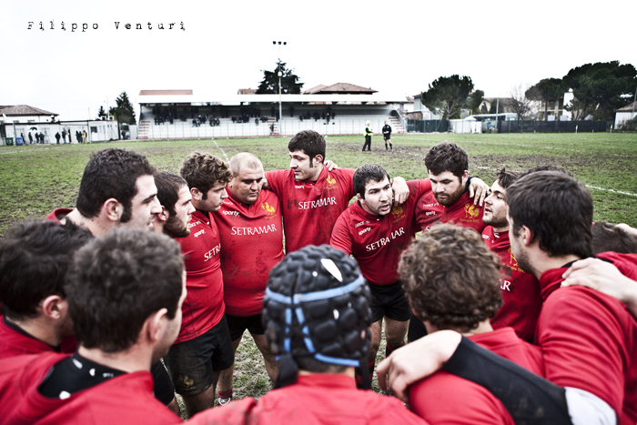 Romagna Rugby VS Union Rugby Tirreno - Foto 7