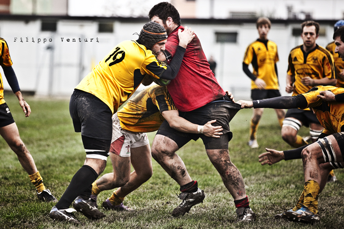Romagna Rugby VS Union Rugby Tirreno - Foto 8