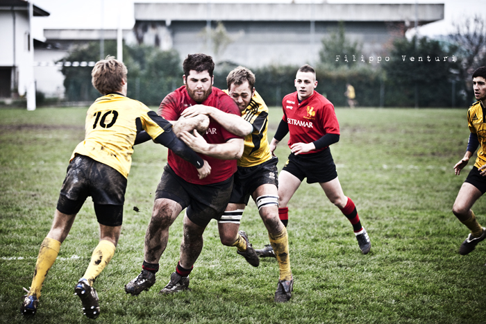 Romagna Rugby VS Union Rugby Tirreno - Foto 10