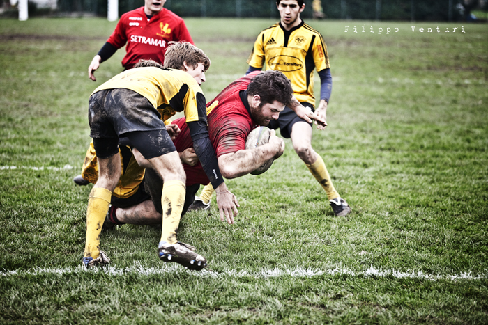 Romagna Rugby VS Union Rugby Tirreno - Foto 12