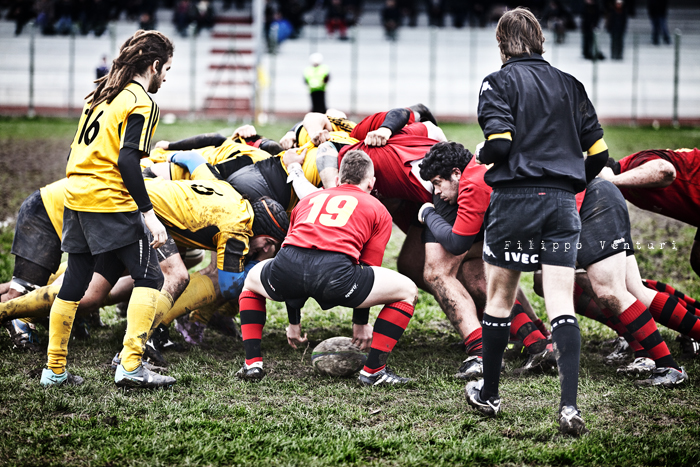 Romagna Rugby VS Union Rugby Tirreno - Foto 15