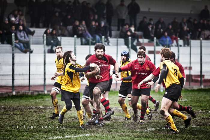 Romagna Rugby VS Union Rugby Tirreno - Foto 17