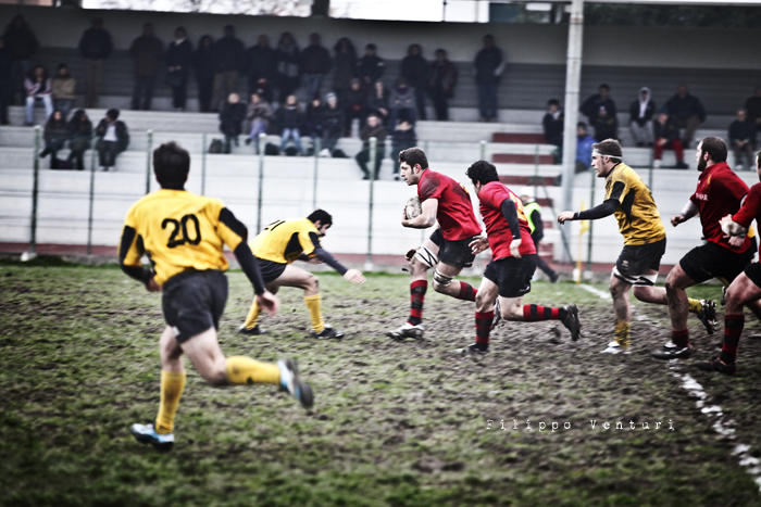Romagna Rugby VS Union Rugby Tirreno - Foto 18
