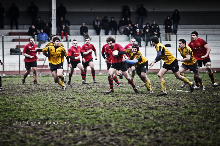 Romagna Rugby VS Union Rugby Tirreno - Foto 19