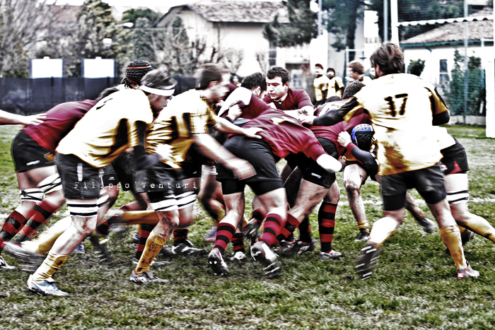 Romagna Rugby VS Union Rugby Tirreno - Foto 21