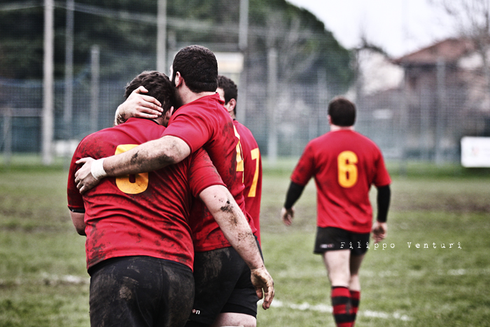 Romagna Rugby VS Union Rugby Tirreno - Foto 25