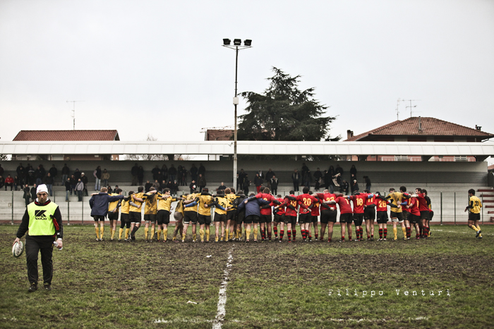 Romagna Rugby VS Union Rugby Tirreno - Foto 27