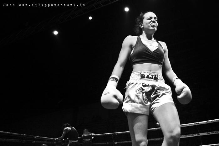 Female Kick Boxing K-1 Annalisa Bucci - Photo 4