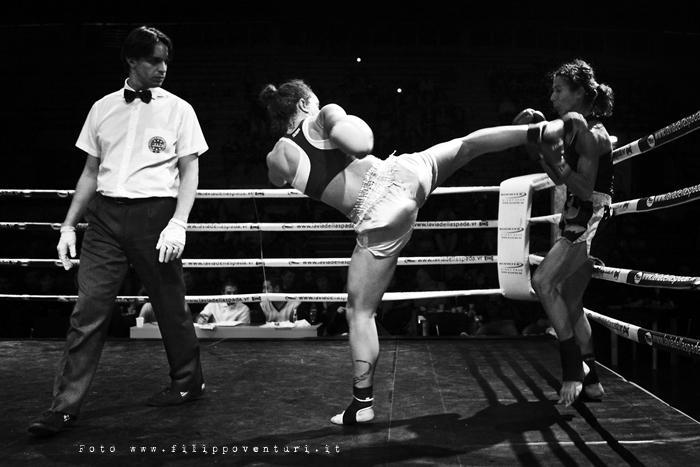 Female Kick Boxing K-1 Annalisa Bucci - Photo 5
