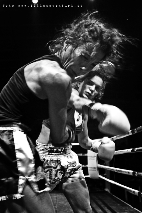 Female Kick Boxing K-1 Annalisa Bucci - Photo 6