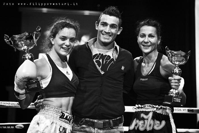 Female Kick Boxing K-1 Annalisa Bucci - Photo 7