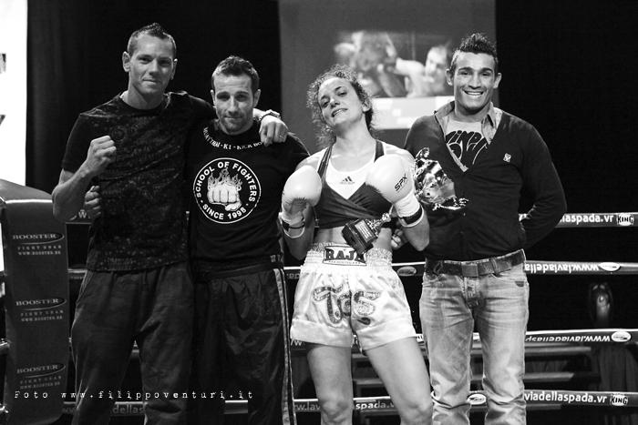 Female Kick Boxing K-1 Annalisa Bucci - Photo 8