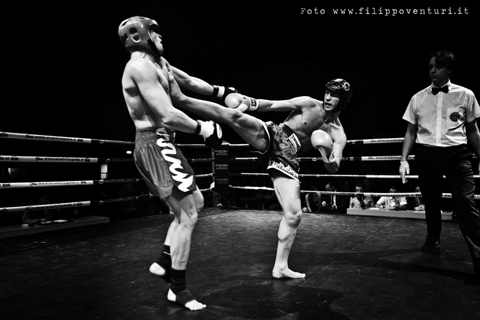 Fight Never End 2 - 12 Match - Thai Boxe - Kick Boxing - K1 Rules - Savate Pro - Muay Thai (photo 8)