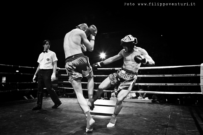 Fight Never End 2 - 12 Match - Thai Boxe - Kick Boxing - K1 Rules - Savate Pro - Muay Thai (photo 10)