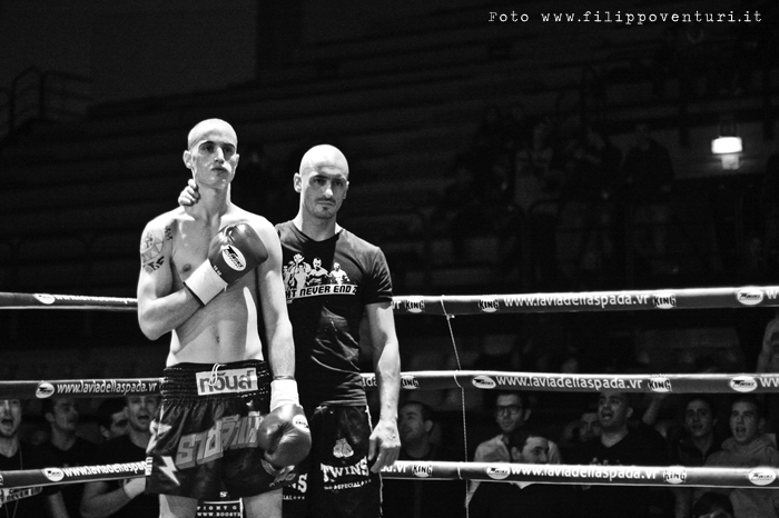 Fight Never End 2 - 12 Match - Thai Boxe - Kick Boxing - K1 Rules - Savate Pro - Muay Thai (photo 12)