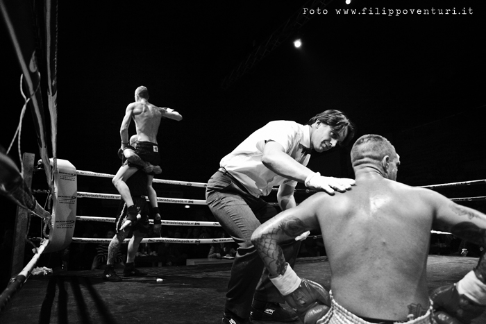 Fight Never End 2 - 12 Match - Thai Boxe - Kick Boxing - K1 Rules - Savate Pro - Muay Thai (photo 17)