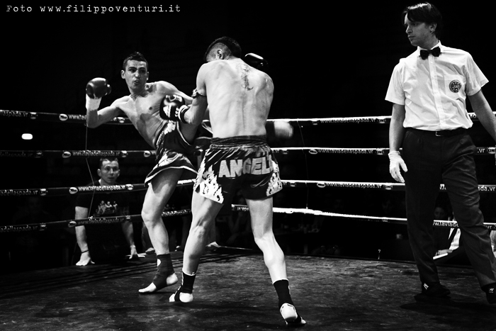 Fight Never End 2 - 12 Match - Thai Boxe - Kick Boxing - K1 Rules - Savate Pro - Muay Thai (photo 21)