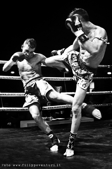 Fight Never End 2 - 12 Match - Thai Boxe - Kick Boxing - K1 Rules - Savate Pro - Muay Thai (photo 22)