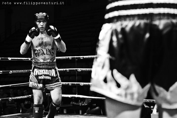 Fight Never End 2 - 12 Match - Thai Boxe - Kick Boxing - K1 Rules - Savate Pro - Muay Thai (photo 23)