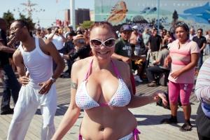 New York, Coney Island Summer