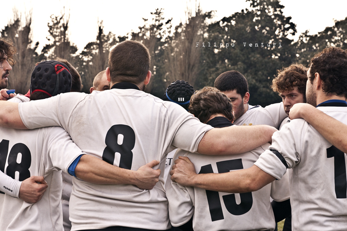 Romagna Rugby VS CUS Perugia Rugby - Foto 2