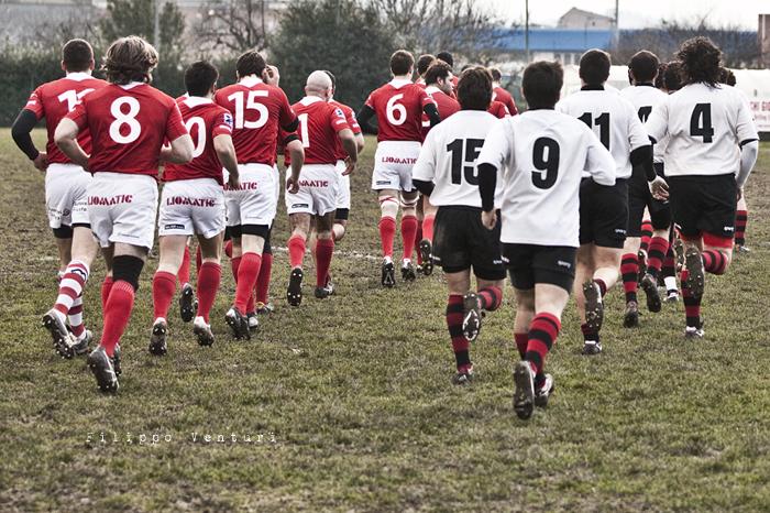 Romagna Rugby VS CUS Perugia Rugby - Foto 3