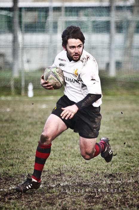 Romagna Rugby VS CUS Perugia Rugby - Foto 4