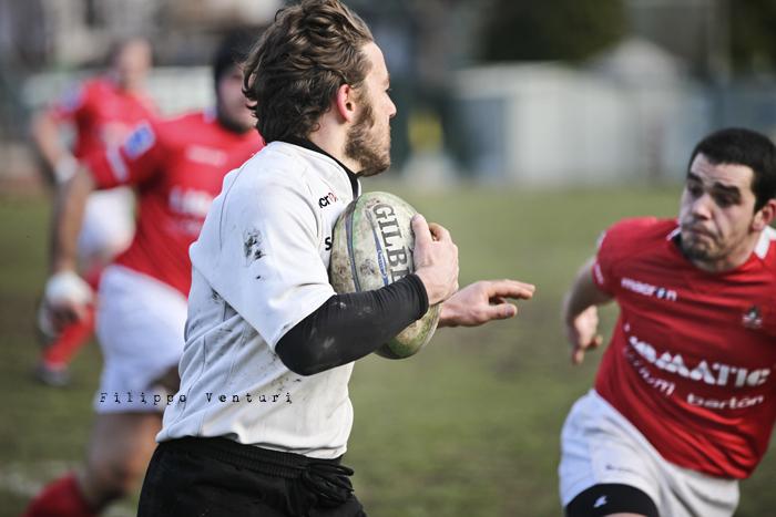 Romagna Rugby VS CUS Perugia Rugby - Foto 5