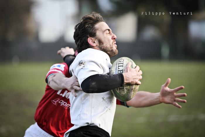 Romagna Rugby VS CUS Perugia Rugby - Foto 6