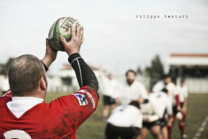Romagna Rugby VS CUS Perugia Rugby - Foto 7